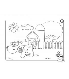 Cuaderno de Fichas - Arte en Educación infantil