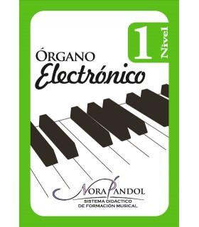 Órgano Electrónico - Nivel 1 - EBOOK